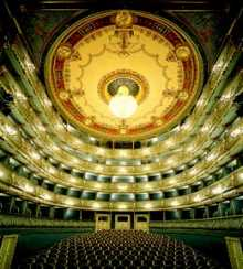 Prague Opera: Estates Theatre - the Mozart one
